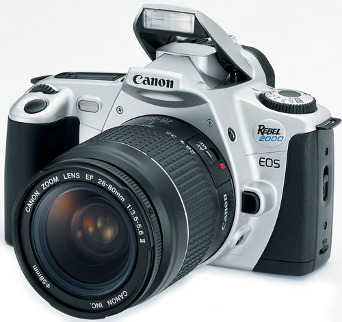 Canon EOS Rebel T6 Software Updates